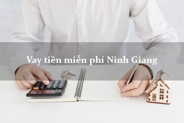 Vay tiền miễn phí Ninh Giang Hải Dương